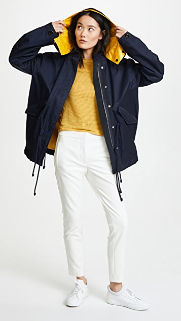 Tory Sport Reversible Jacket