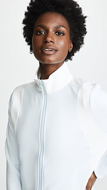 Tory Sport Colorblock Track Jacket