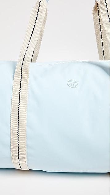 Tory Sport Nylon Duffel Bag