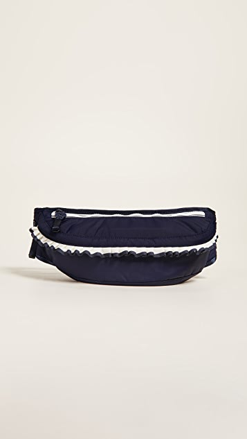 Tory Sport Ruffle Belt Bag