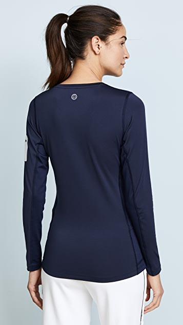 Tory Sport Performance Graphic Top