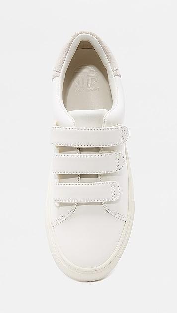 Tory Sport Colorblock Velcro Sneakers