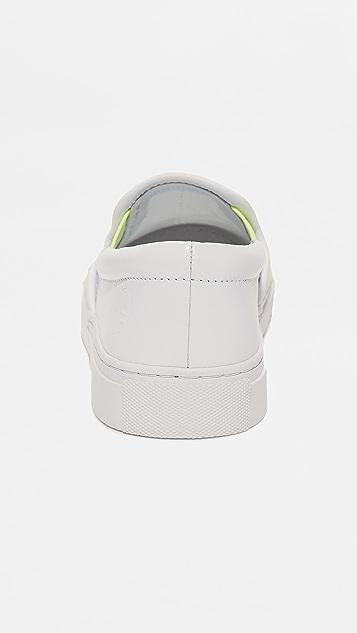 Tory Sport Tennis Felt Sneakers
