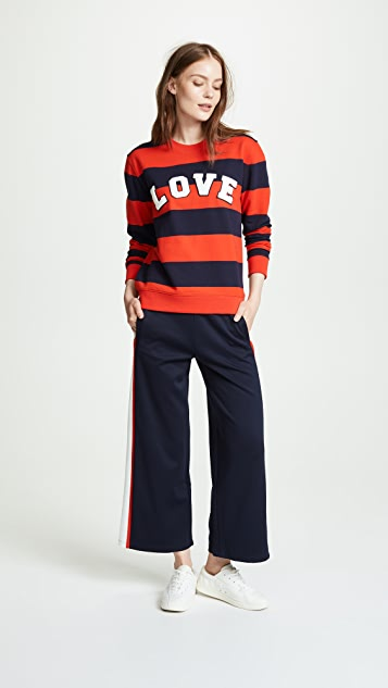 Tory Sport Terry Pullover