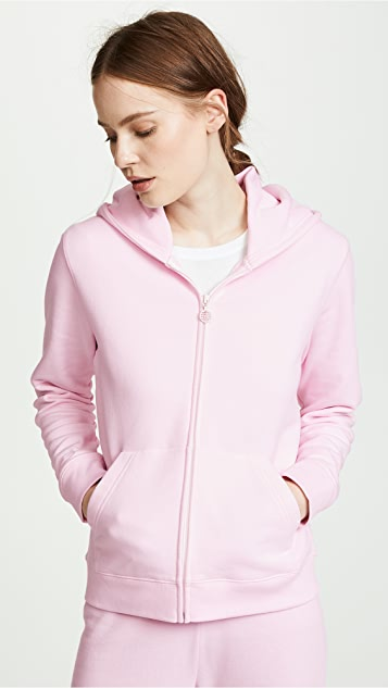 Tory Sport French Terry Zip Hoodie