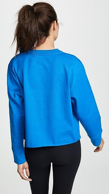Tory Sport Grumps Cropped T-Shirt