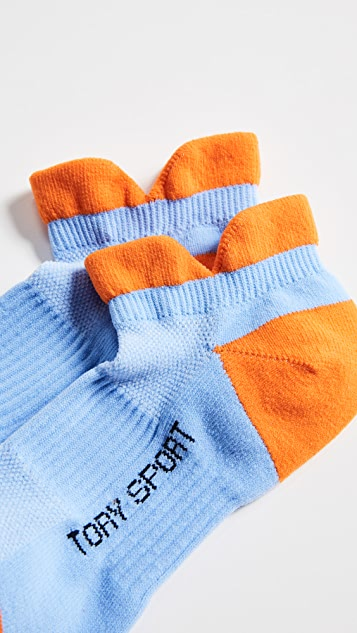 Tory Sport Compression Colorblock Socks