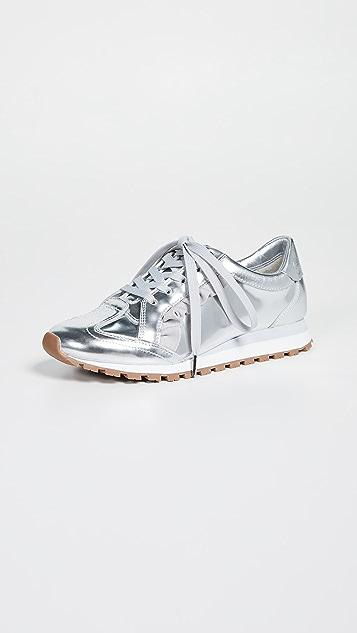 c08143faf8835f Tory Sport Ruffle Trainer Sneakers