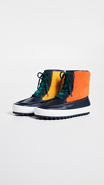 Tory Sport Moccasin Boots