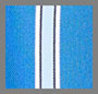 Easy Stripe Vertical Surf Blue