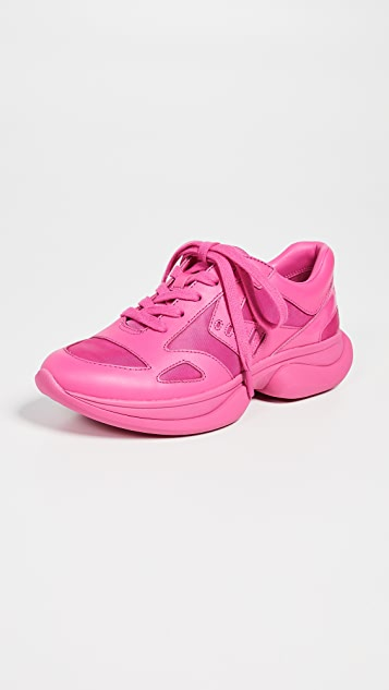 Tory Sport Molded Lace Up Sneakers