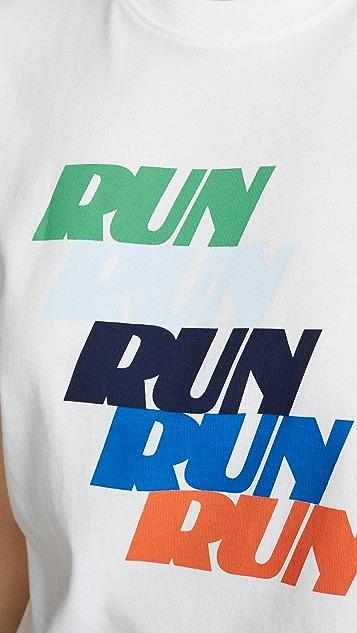 Tory Sport Run T 恤
