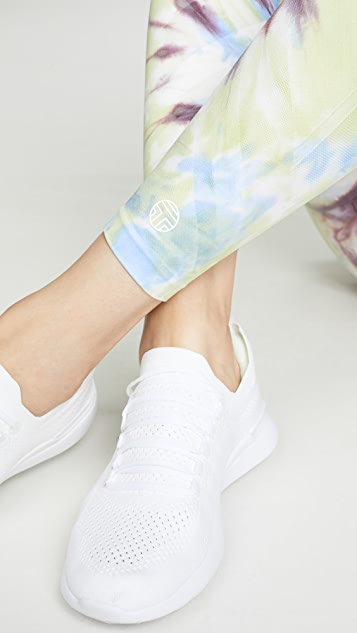 Tory Sport Seamless Tie Dye Leggings