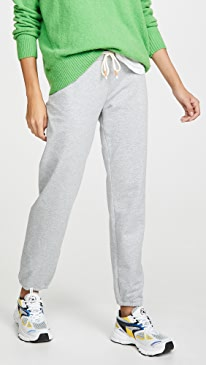 French Terry Melange Sweatpants