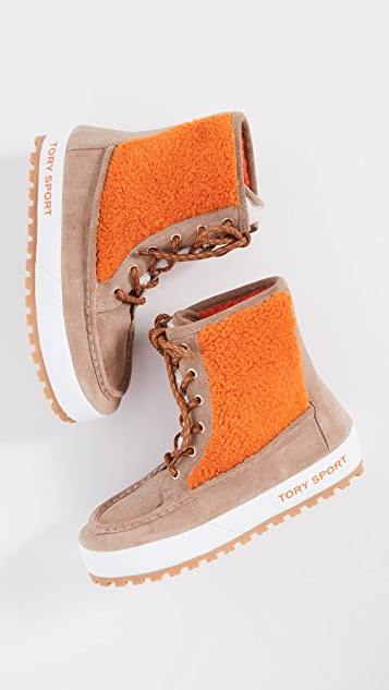 Tory Sport Boots Mocassin Boots