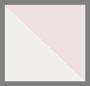 белоснежный/розовый пируэт
