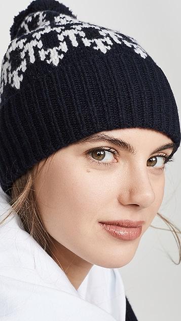 Tory Sport Fair Isle Wool Hat