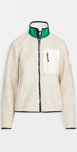 Tory Sport - Sherpa Fleece Jacket