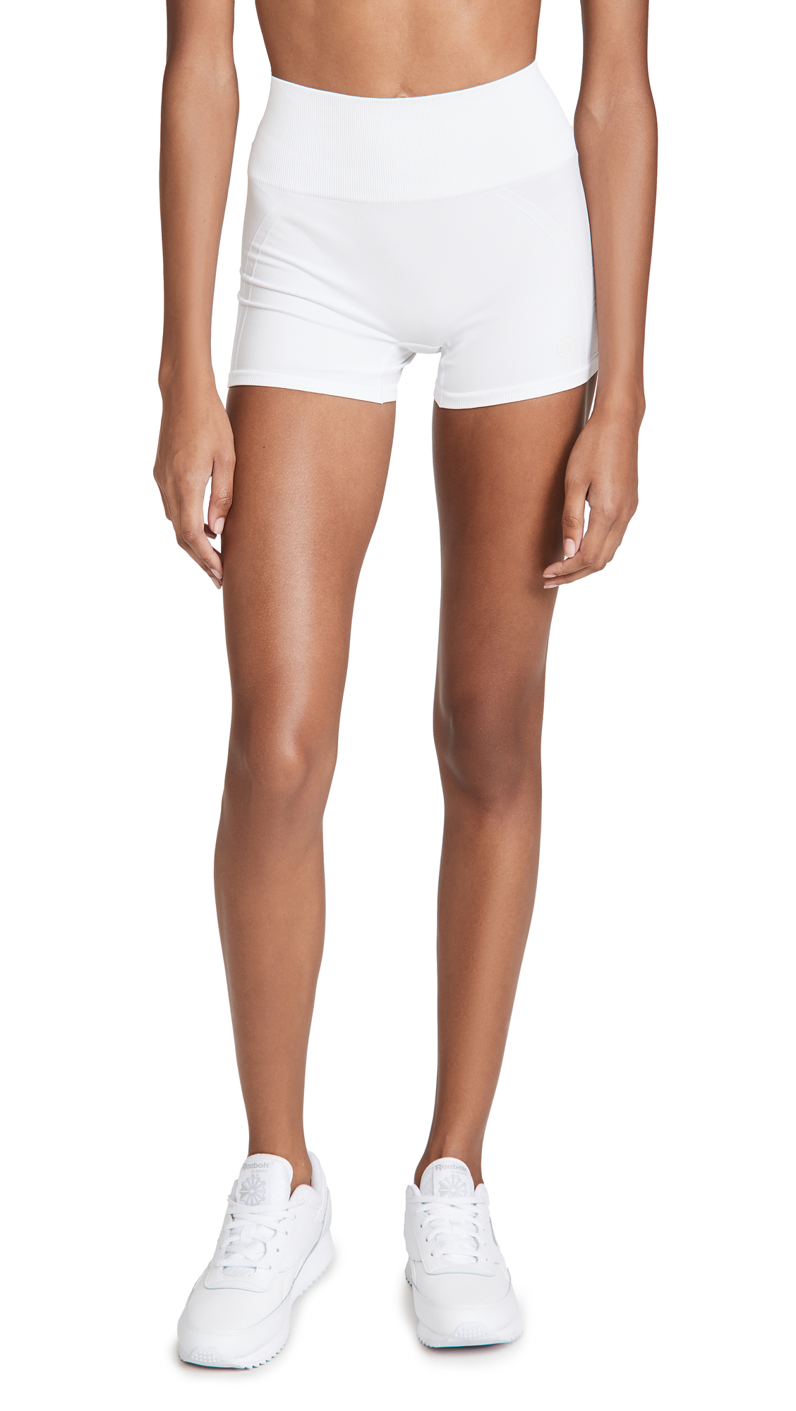Tory Sport High-Rise Seamless Shorts