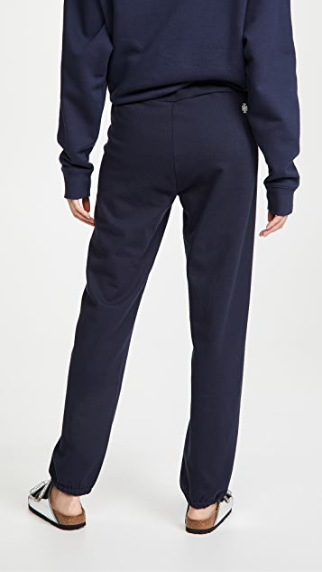 Tory Sport 法式毛圈运动裤