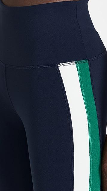 Tory Sport High Rise Colorblock Leggings