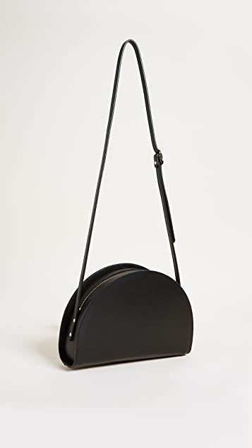 The Stowe Margot Half Moon Bag