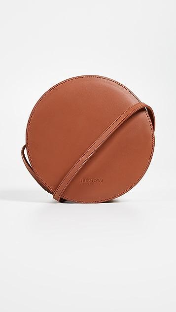 The Stowe Elliot Circle Bag - Cognac