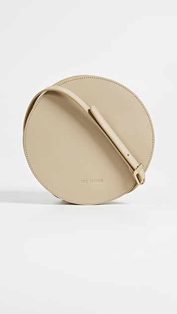 The Stowe Elliot Circle Bag - Sand