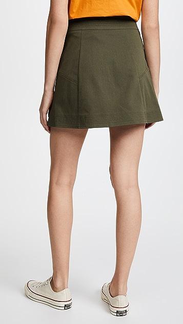 Tanya Taylor Tomi Skirt