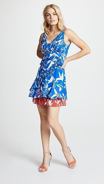 Tanya Taylor Parrot Eva Dress