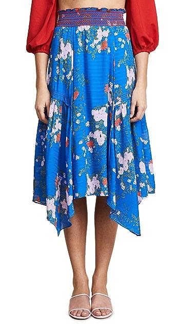 Tanya Taylor Catt Skirt