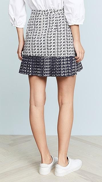 Tanya Taylor Piero Skirt