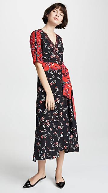 Tanya Taylor Платье Blaire