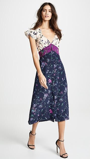 Tanya Taylor Платье Emily