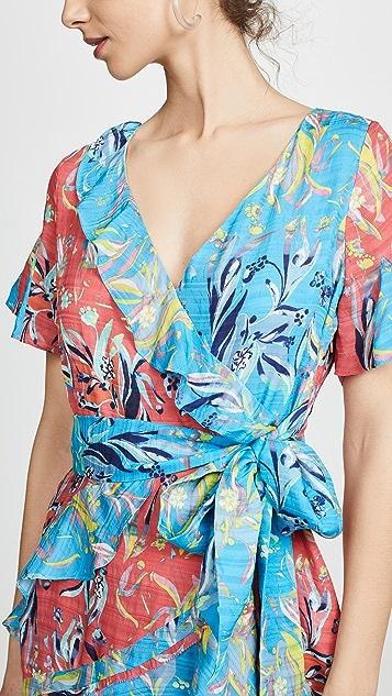Tanya Taylor Платье Bianka