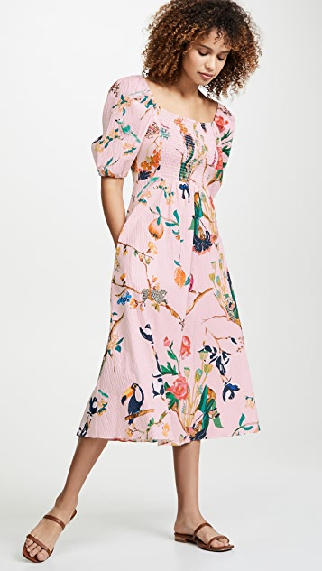 Tanya Taylor Платье Lucinda
