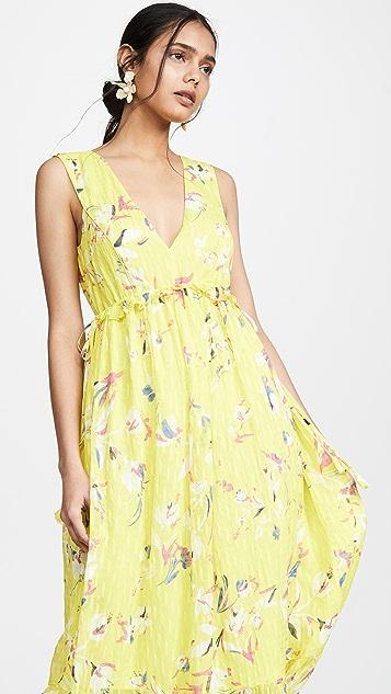 Tanya Taylor Платье Catalina