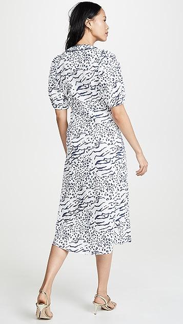 Tanya Taylor Ariella Midi Dress
