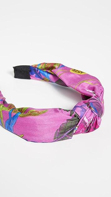 Tanya Taylor Printed Headband