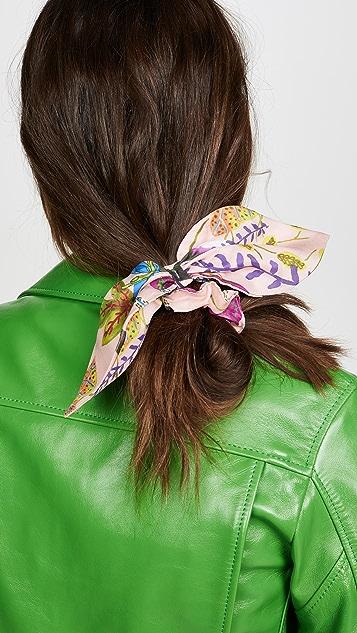 Tanya Taylor Bow Scrunchie Set