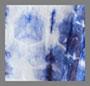 扎染条纹深海蓝