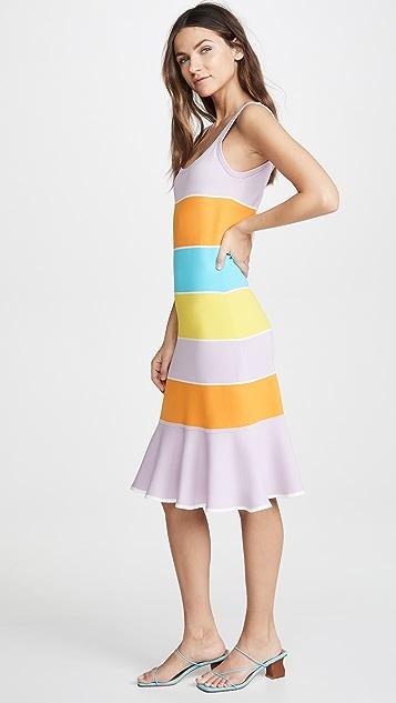 Tanya Taylor Norren 针织连衣裙