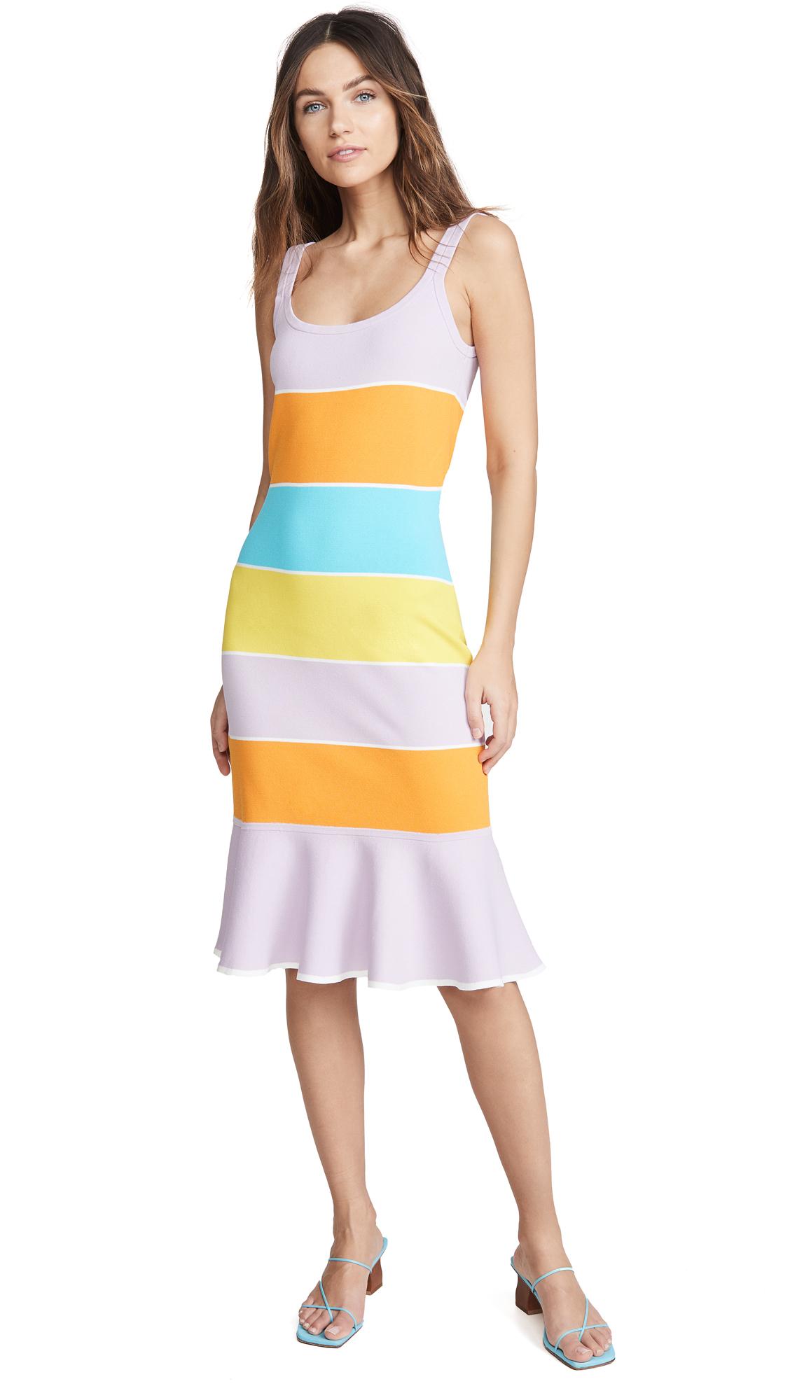 Tanya Taylor Norren Knit Dress