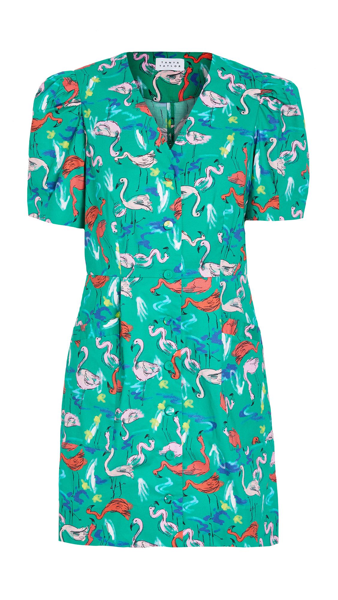 Tanya Taylor Augustine Dress