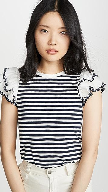 Tanya Taylor Adrien T 恤