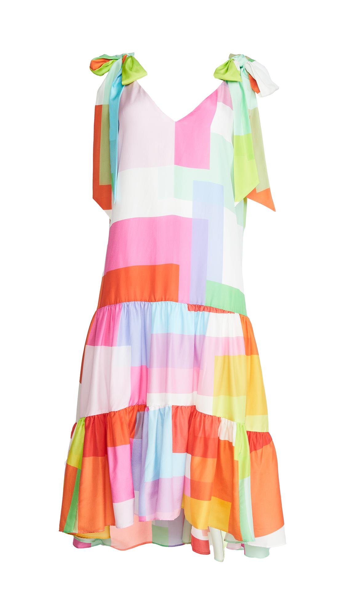 Tanya Taylor Donatella Dress