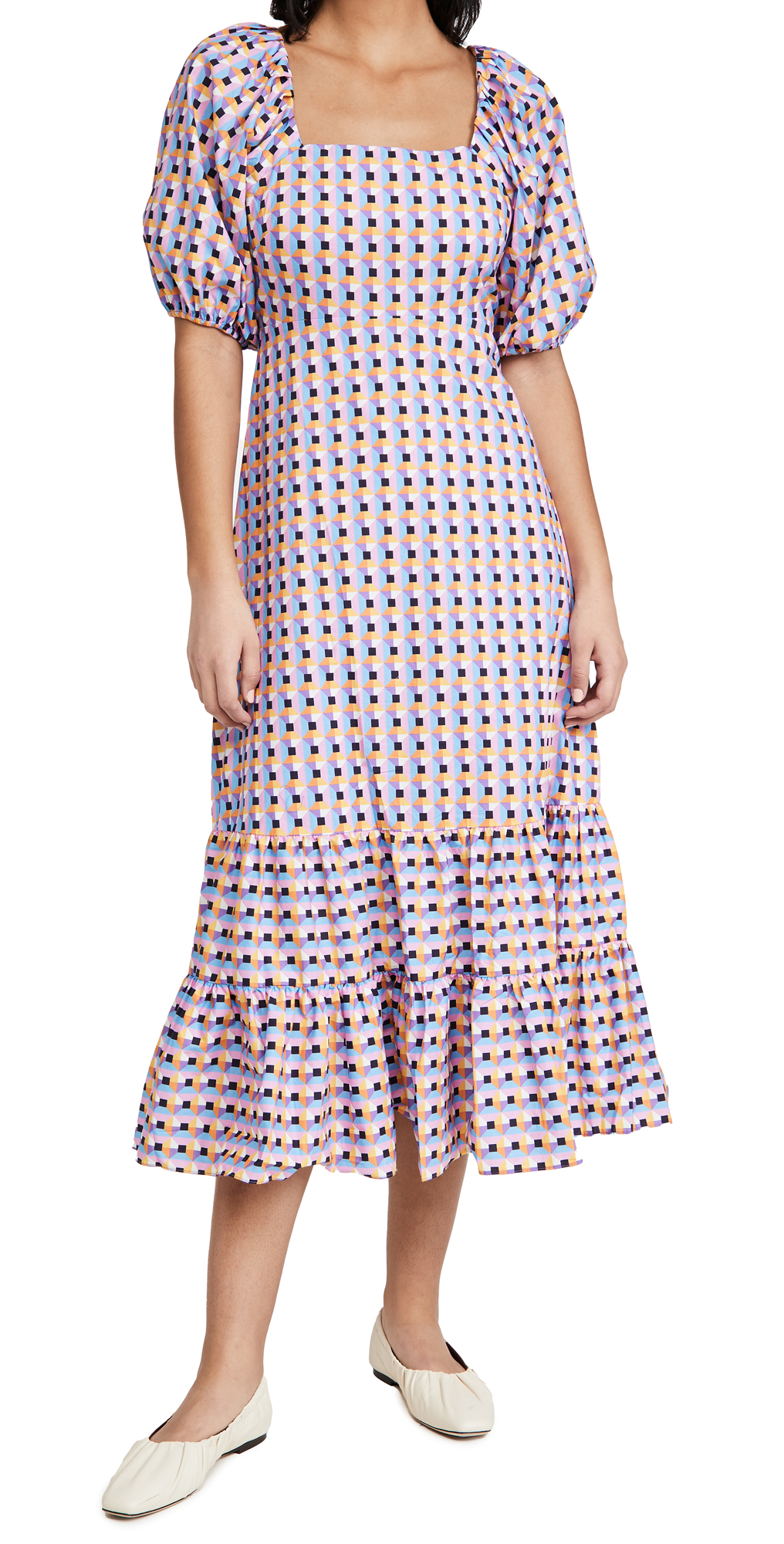 Tanya Taylor Cynthia Dress