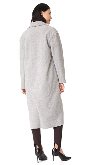 TWENTY MONTREAL Smart Polar Fleece Coat