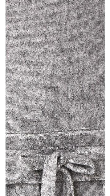 Twenty Tees Maddux Fleece Drawstring Turtleneck