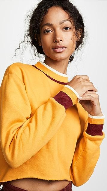 Twenty Montreal Pride Cropped Sweatshirt